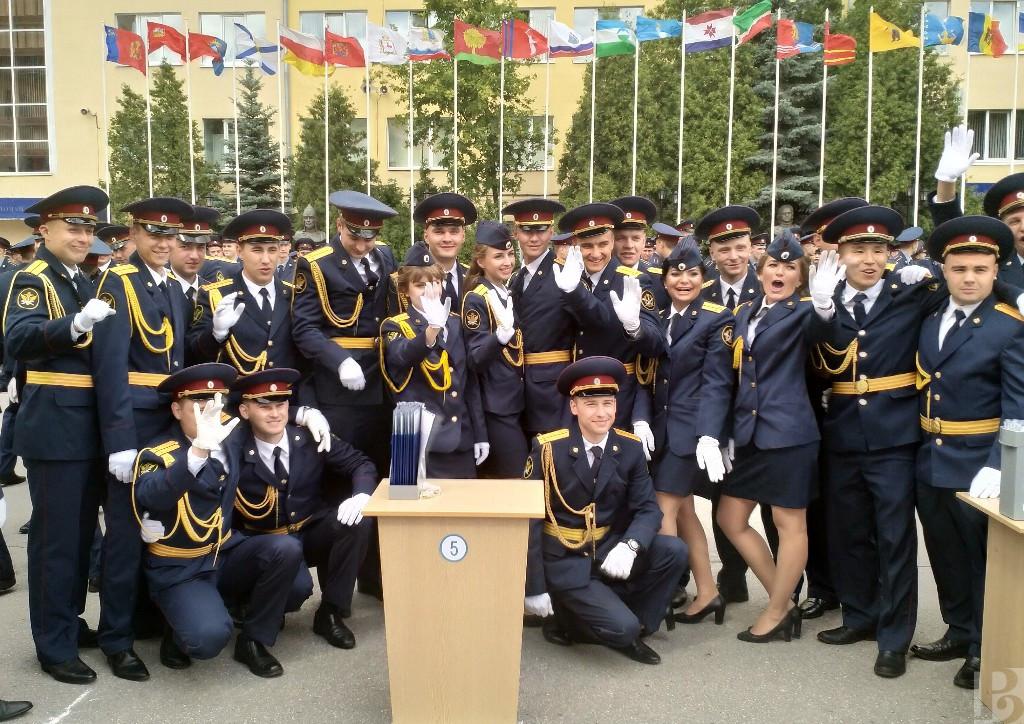 Академия ФСИН России - ведущее учебное заведение в структуре образовательных организаций ФСИН России
