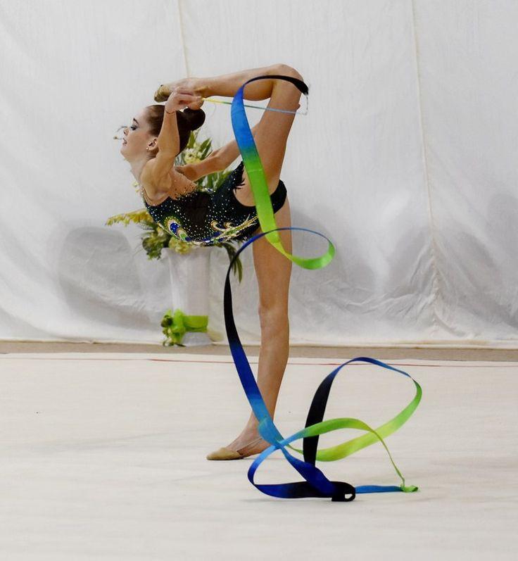 Рязанские спортсмены стали призерами Первенства ЦФО по художественной гимнастике