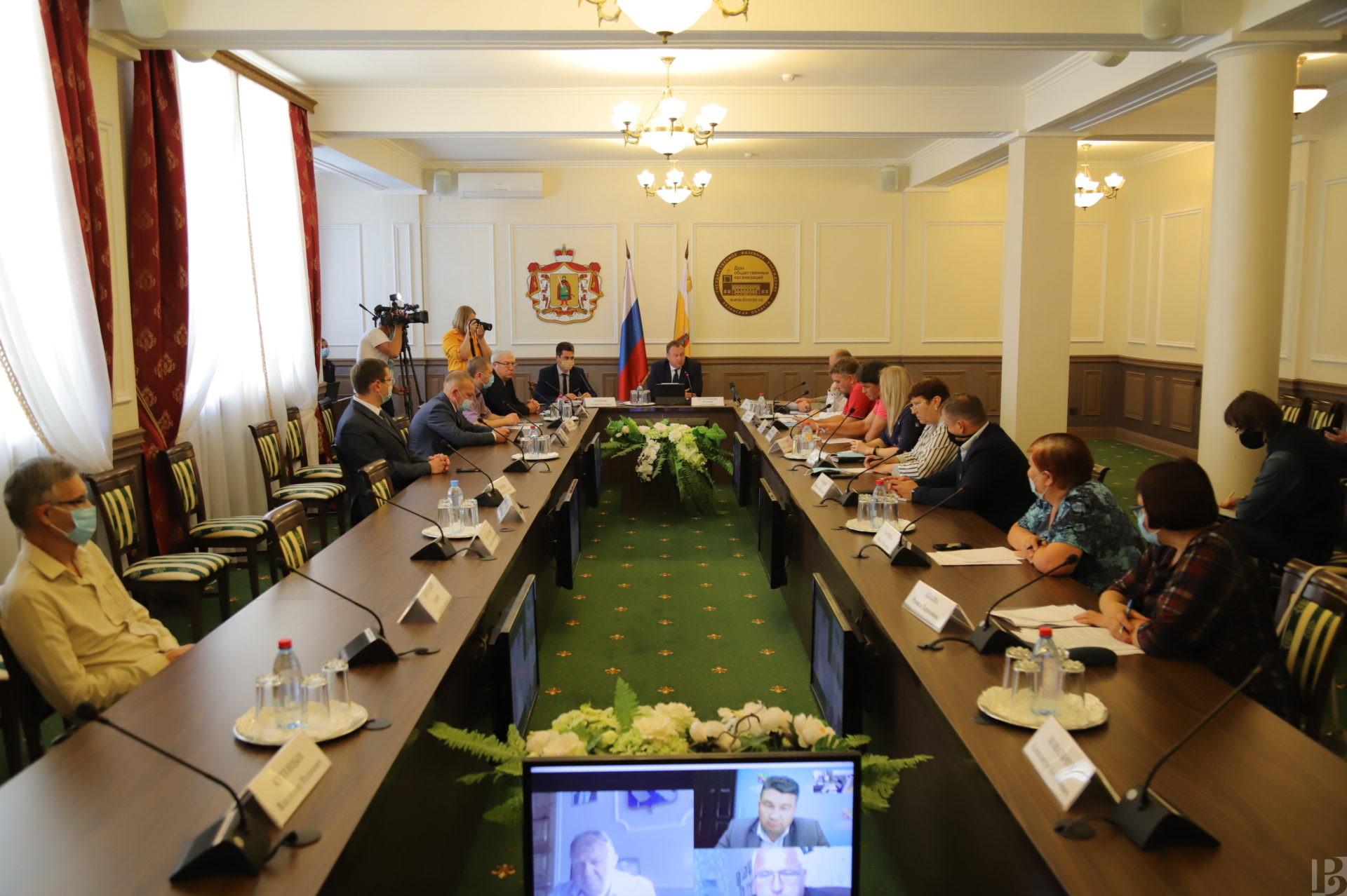 В Рязани обсудили ход мусорной реформы