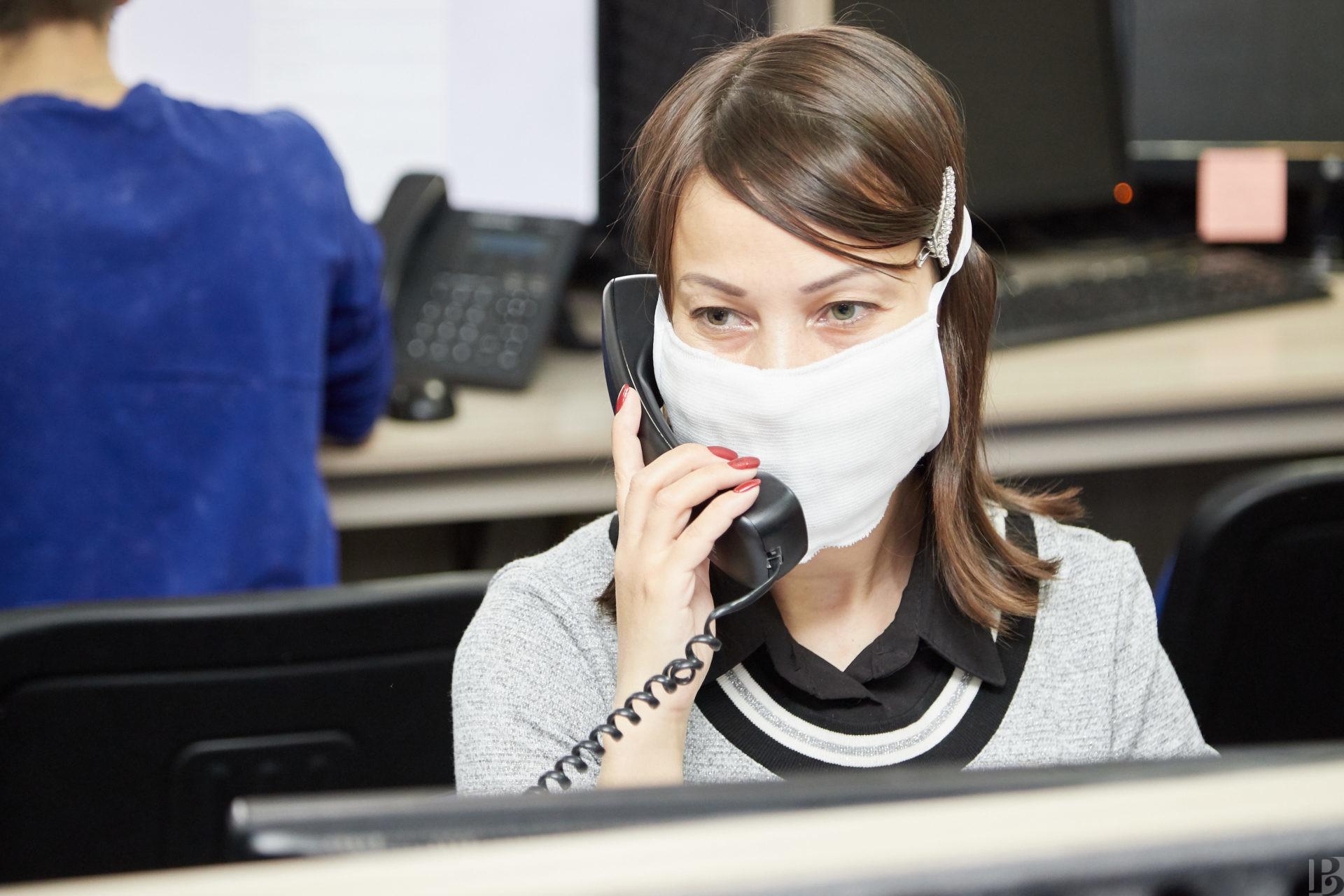 В Рязанской области продолжает работать единый круглосуточный call-центр