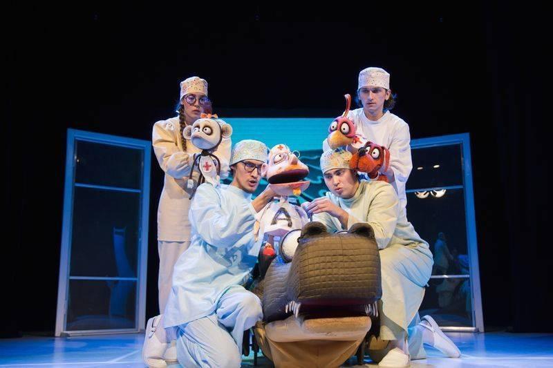 Рязанский театр кукол стал обладателем премии Правительства России