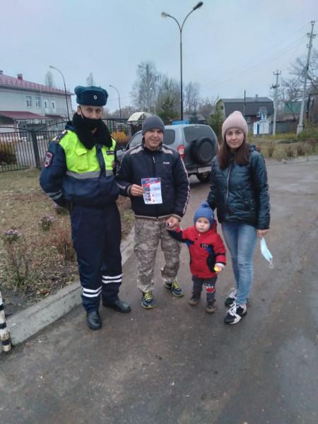 Жителей Рязанской области попросили внимательнее относиться к юным участникам дорожного движения