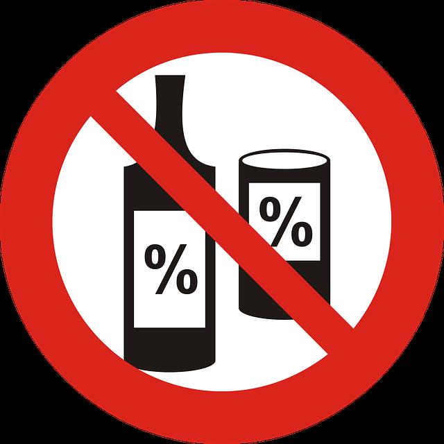 Завтра в Рязанской области будет запрещена продажа алкоголя