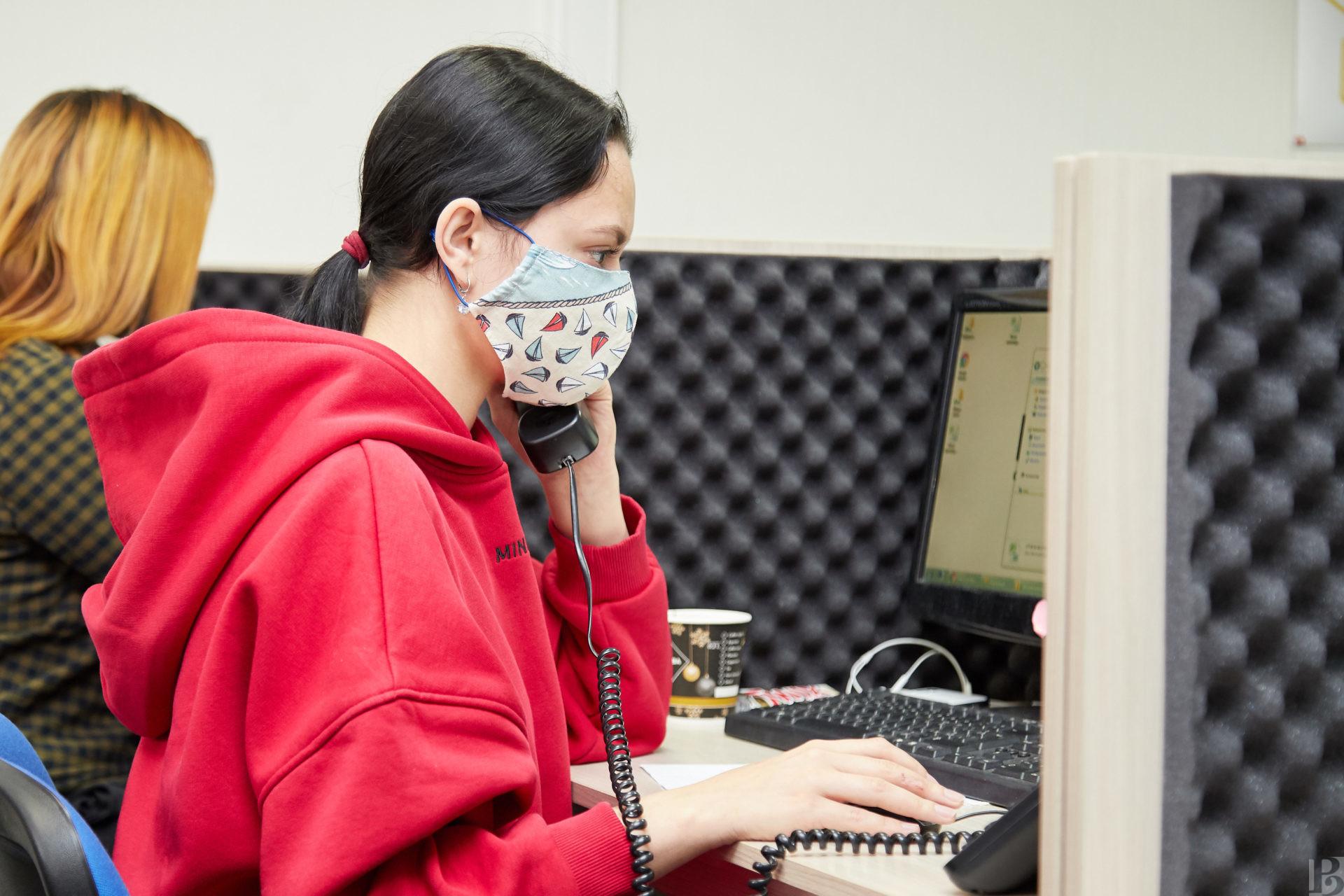 В Рязанской области в единый круглосуточный call-центр поступило 23829 звонков