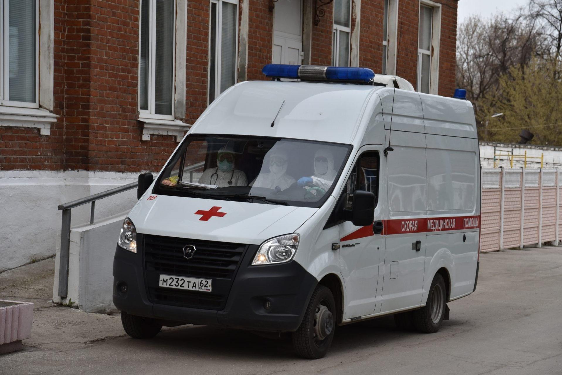 В рязанских больницах находятся 475 пациента с COVID-19