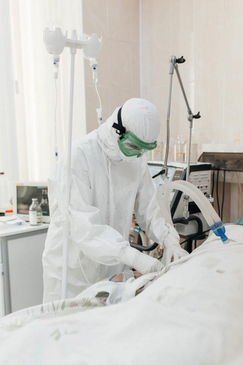 В рязанских больницах находятся 489 пациентов с COVID-19