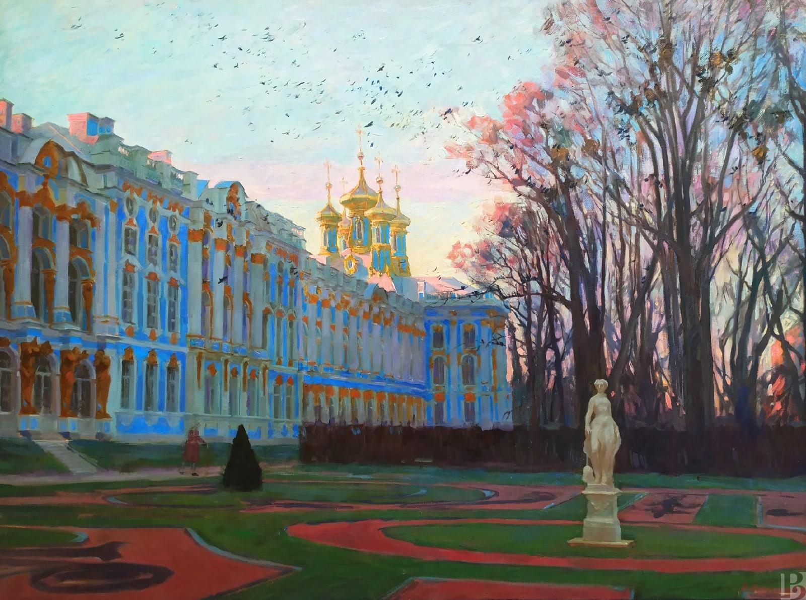Рязанцам показали дворцовую жизнь XVIII века