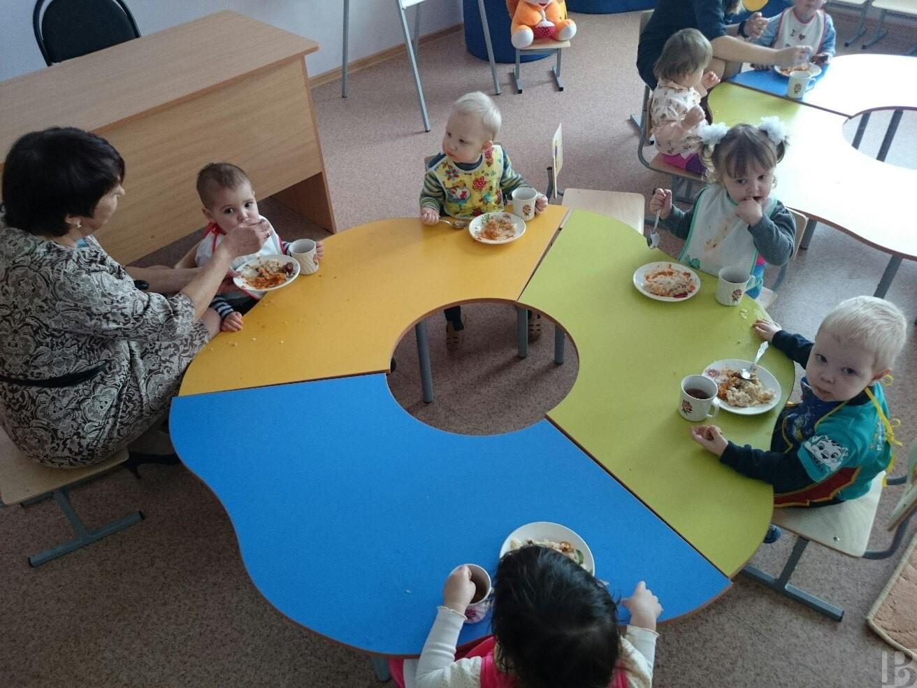 В 10 детсадах Рязани в этом году начнется ремонт пищеблоков